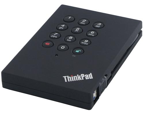 Disque dur sécurisé ThinkPad USB 3,0 de 2 to