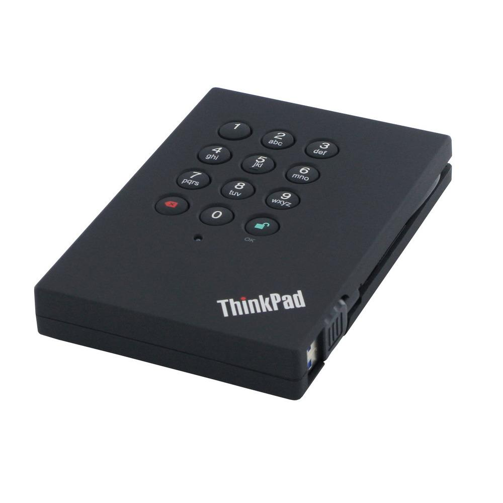 ThinkPad USB 3.0 Secure Hard Drive - 2TB