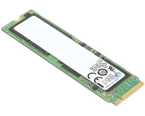 ThinkPad 512GB PCIe NVMe OPAL2 M.2 2280 SSD