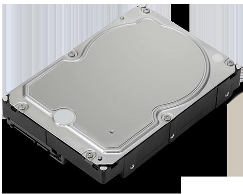 ThinkStation 4 To 7200 trs/min SATA 3.5