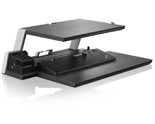 Ordinateur portable à plateforme double et support pour écran Lenovo