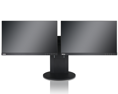 ThinkCentre Tiny-In-One Dual Monitor Stand