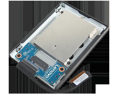 Plateau SSD ThinkPad T580 P52s M. 2