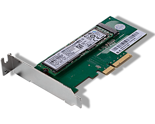 ThinkStation PCIe to M.2 Riser card - low profile