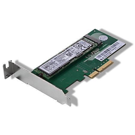 Lenovo ThinkStation PCIe-auf-M.2-Riser-Karte, niedrige Bauhohe