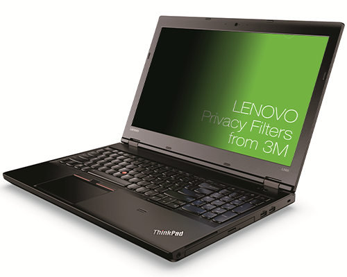 Lenovo Privacy Filter for ThinkPad P50 Series Touch Laptop from 3M