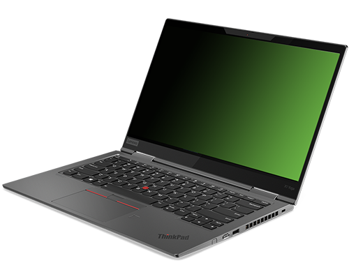 Lenovo Black Privacy Filter for X1 Yoga Gen 4 from 3M