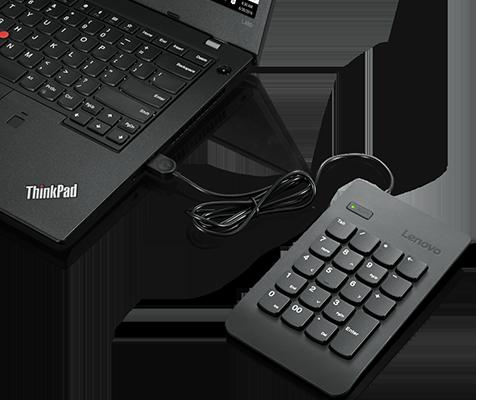 Clavier numérique USB de Lenovo, génération II