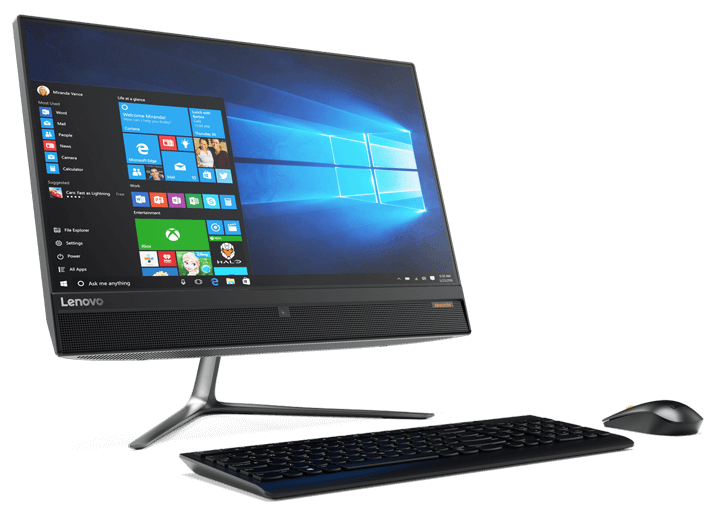 ideacentre aio 510 23 intel i5 all in one pc lenovo us. Black Bedroom Furniture Sets. Home Design Ideas