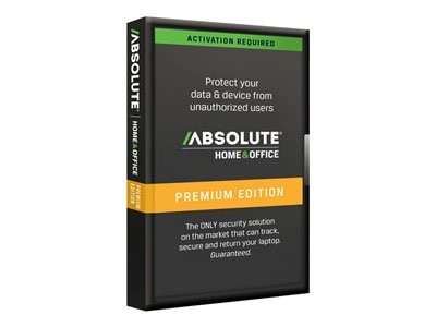Absolute Home & Office Premium - subscription license (2 years) - 1 license