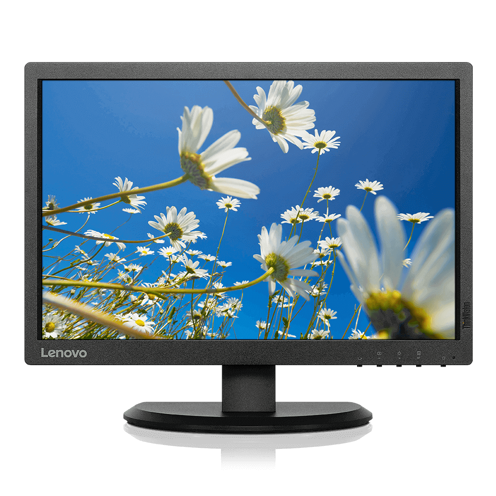 "Lenovo ThinkVision E2054 19.5"" WXGA+ IPS LED Monitor"