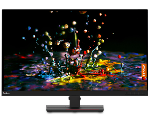 ThinkVision P32p-20 31.5-inch 16:9 UHD Monitor with USB Type-C