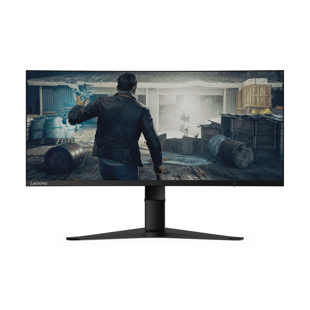 "Lenovo G34w-10 34"" Curved Ultra-Wide VA WLED FreeSync Gaming Monitor"