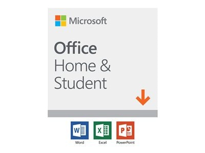 Microsoft Office Home and Student 2019 - Permanent license - 1 PC