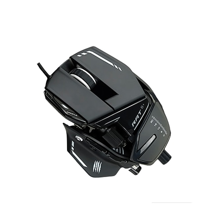 Mad Catz R.A.T.8+ - mouse - USB - black