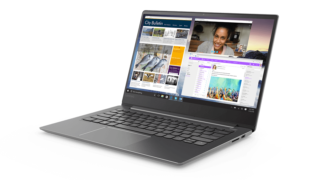 IdeaPad Mineral Grey - i5 Win 10 16GB 256GB SSD MS Office