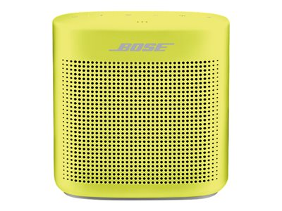 Bose - Soundlink Color Portable Bluetooth Speaker II - Citron