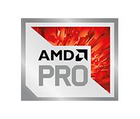 Logo AMD Pro 7e génération