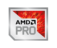 8th Gen AMD Pro Processor Logo