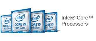 We-Intel-9e génération-famille-en