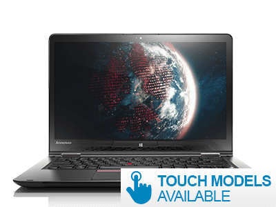 ThinkPad Yoga | 2-in-1 Laptops for Business: ThinkPad Yoga Series