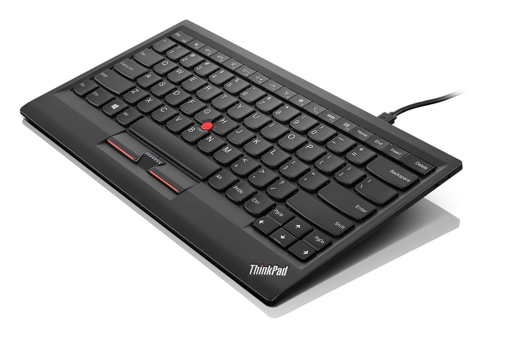 Clavier compact Bluetooth ThinkPad avec Trackpoint - Belge/Anglais (Royaume-Uni)