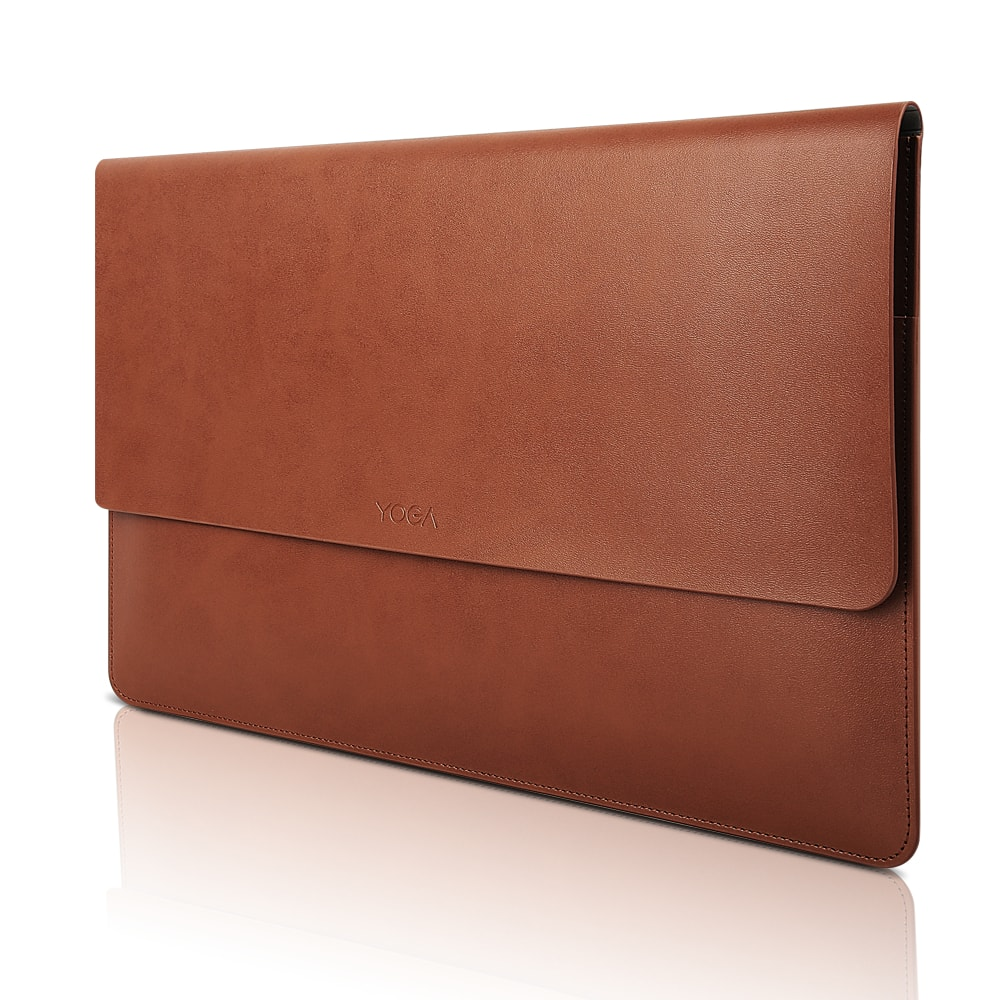 Lenovo 13-inch Laptop Leather Sleeve