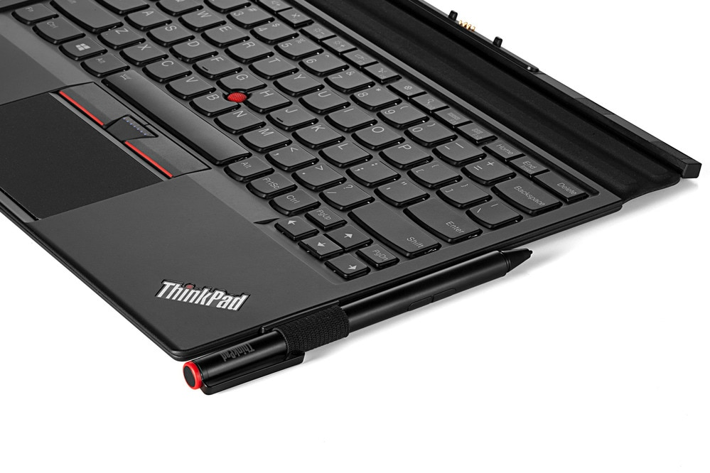 ThinkPad X1 Tablet Thin Keyboard – Midnight Black Danish