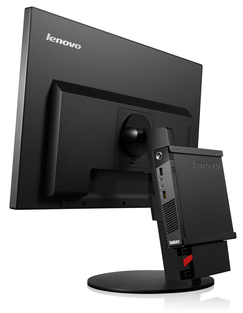 Lenovo ThinkCentre Tiny Clamp Bracket Mounting Kit 1