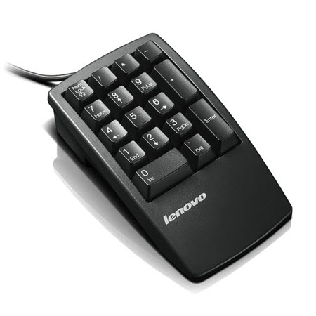 Lenovo ThinkPad USB Numeric Keyboard