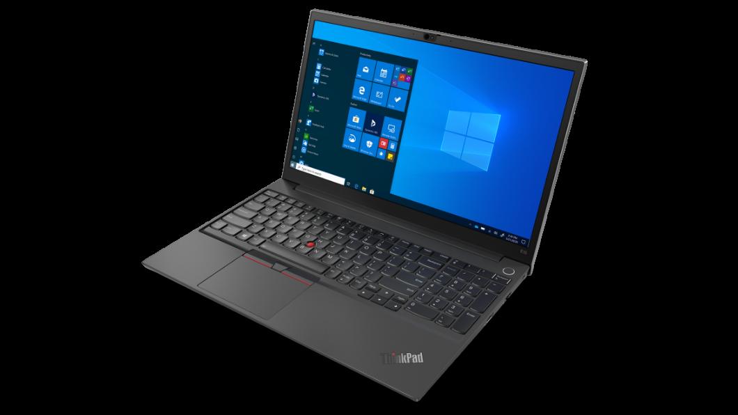 Image of Lenovo ThinkPad E15 Gen 2 Laptop - 11th Generation Intel® Core™ i5-1135G7 Processor - 512 GB SSD - Integrated Intel Iris® Xe Graphics - Windows 10 Home 64