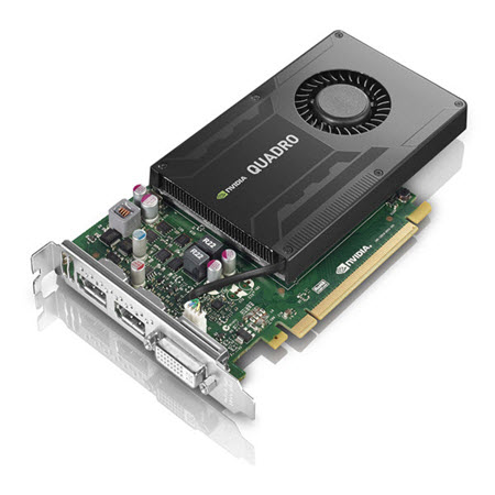 Lenovo NVIDIA Quadro K2200 Graphics Card