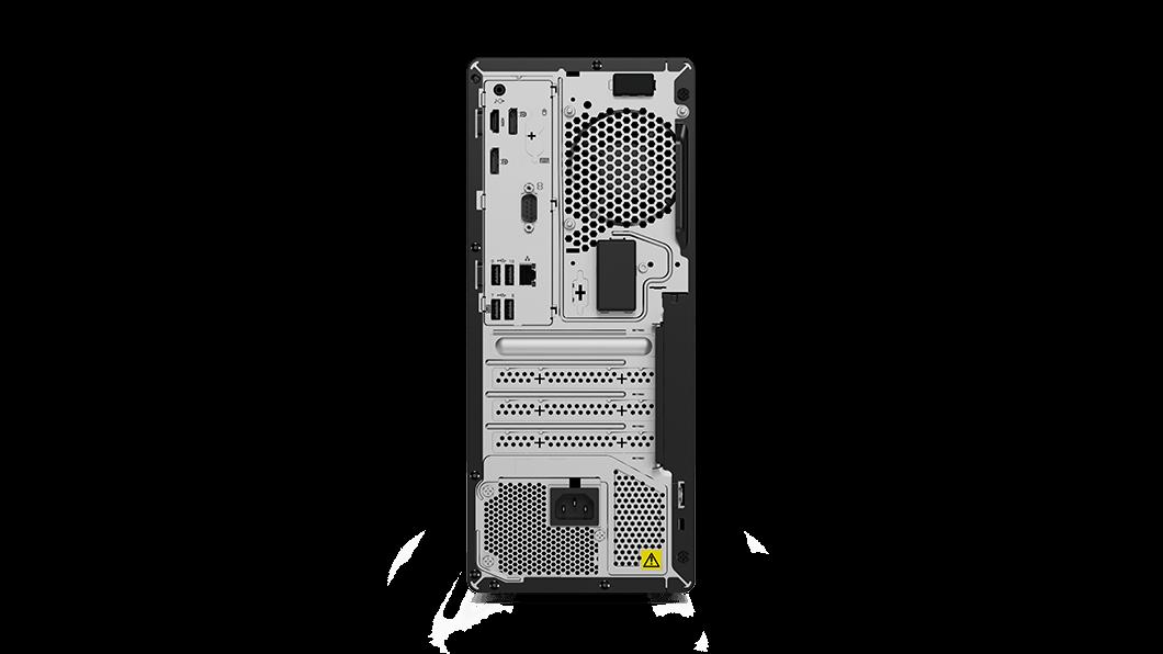 Image of Lenovo ThinkCentre M70t Desktop - 10th Generation Intel® Core™ i3-10100 Processor - Integrated Graphics - Windows 10 Pro 64