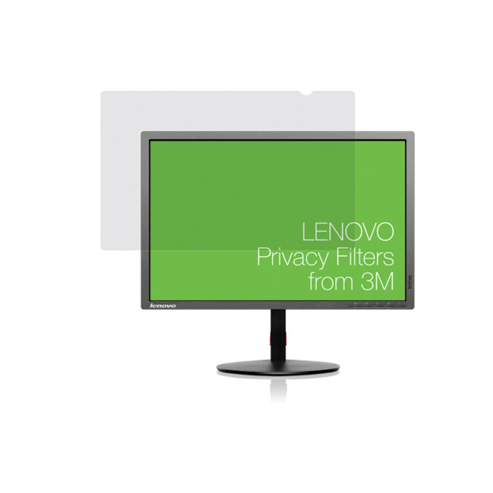 Lenovo 19.0-inch Monitor Privacy Filter from 3M