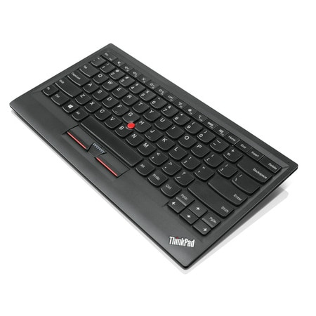 ThinkPad Bluetooth Keyboard with Trackpoint