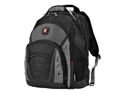 Wenger Synergy 16 Laptop Backpack Notebook Carrying