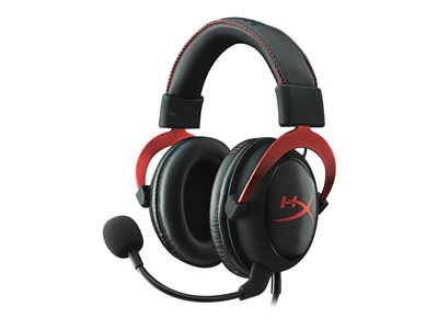 HyperX Cloud II Red Gaming Headset