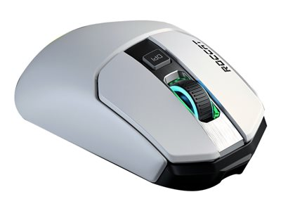 ROCCAT Kain 200 AIMO - mouse - 2.4 GHz, USB 2.0 - white