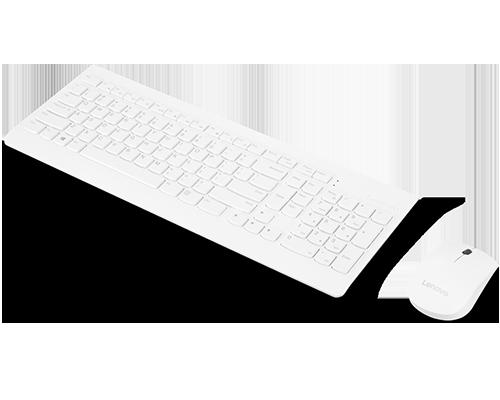 Clavier et souris combinés USB Lenovo 300 - Anglais américain (103P)