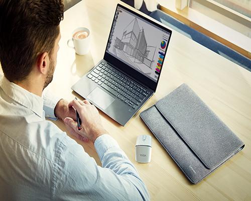 "Pochette pour portable ultramince Lenovo de 13"""
