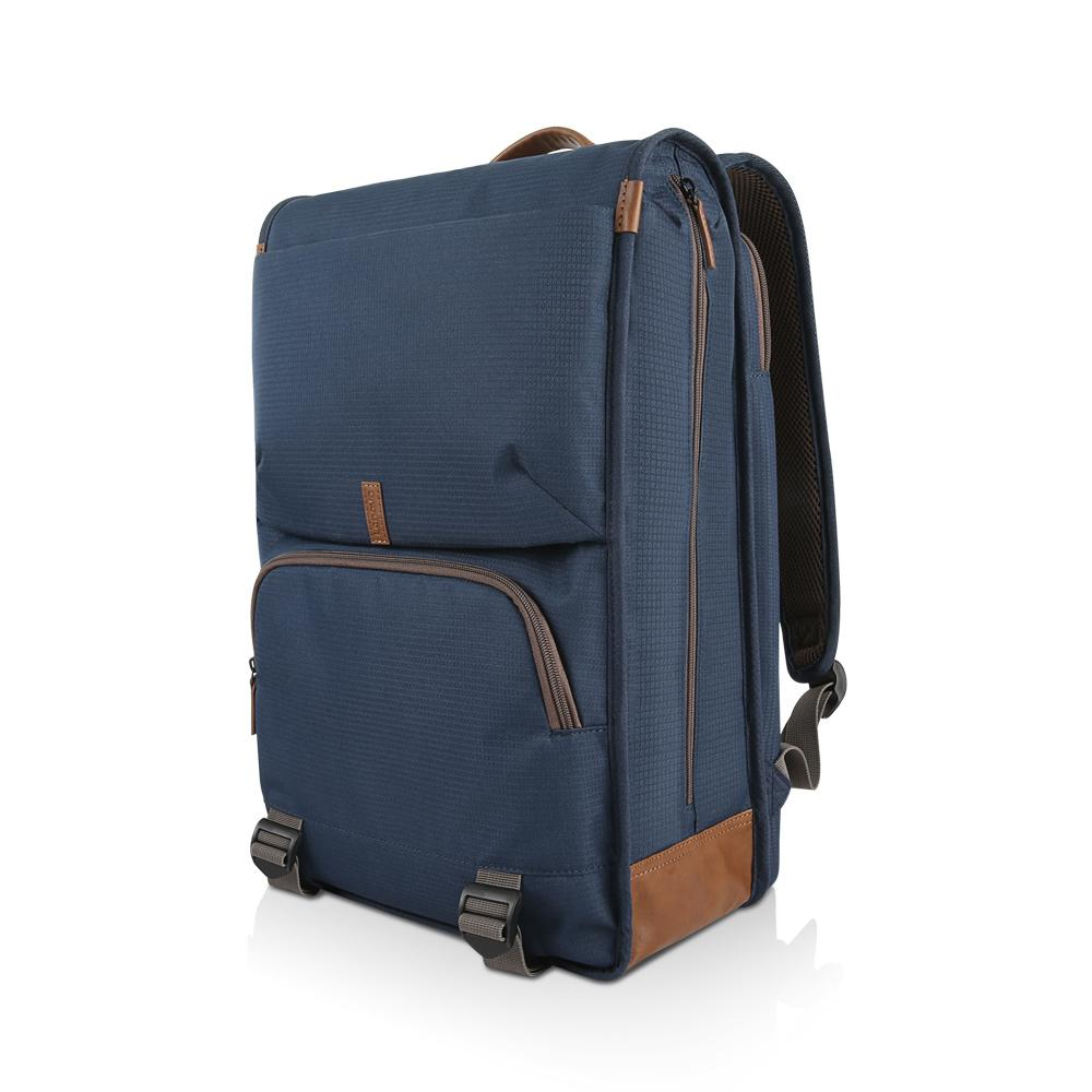 Lenovo 15.6-inch Laptop Urban Backpack B810 by Targus (Blue)
