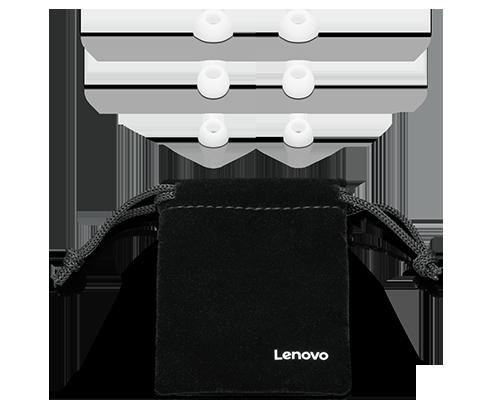 Casque intra Lenovo 100 - Blanc