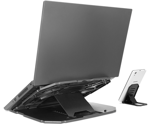 Lenovo 2-in-1 Laptop Stand