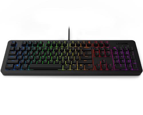 Lenovo Legion K300 RGB Gaming Keyboard - US English
