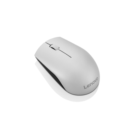 The Lenovo 520 Wireless Mouse is your ideal companion: perfect for on the go or office use. A plug-and-play device, it provides cordless convenience with 2.4 GHz wireless technology via nano USB receiver. Receive all-day comfort and maximum ergonomics with this unique and contoured design and durable soft touch finish. The Lenovo 520 Wireless Mouse is simply the mouse-of-choice: easy-to-use, mobile and most importantly, reliable.