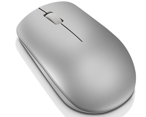 Lenovo 530 Wireless Mouse (Platinum Grey)
