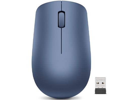 Lenovo 530 Wireless Mouse (Abyss Blue)