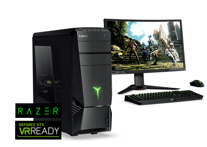 IdeaCentre Y900 RE (Razer Edition) | Gaming Tower | Lenovo US