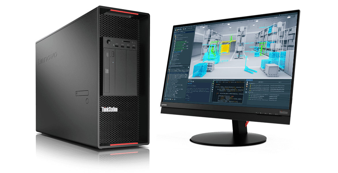 The advantages of AI on a Lenovo workstation