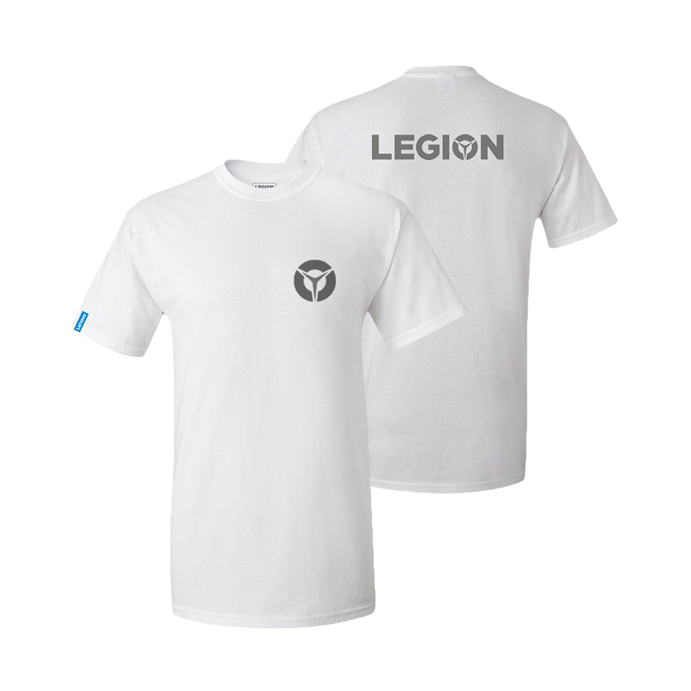 Lenovo Legion White T-Shirt - Male (XXL)